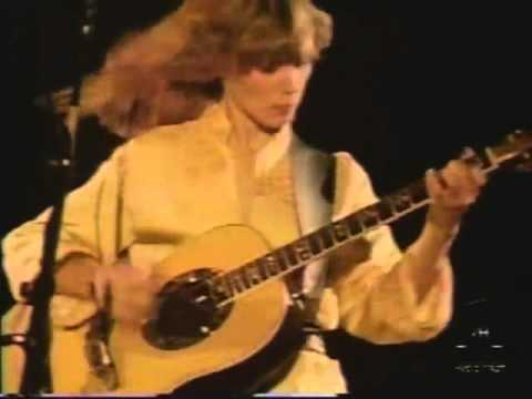 """Heart- Backstage, """"Crazy on You"""" 1977"""