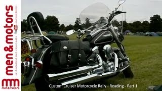 Custom Cruiser Motorcycle Rally - Reading - Part 1
