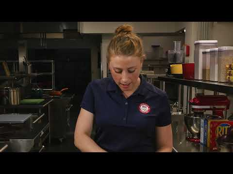 Team USA Insider  Learn How To Prepare Vegetables