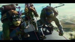Черепашки-ниндзя 2 (2016) | Трейлер #2 HD