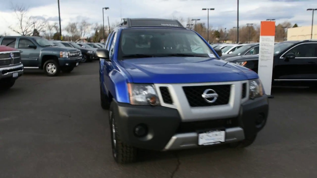 Larry Miller Volkswagen >> 2012 Nissan Xterra S LHM VW Lakewood PV8122A 5N1AN0NW3CC500431 - YouTube