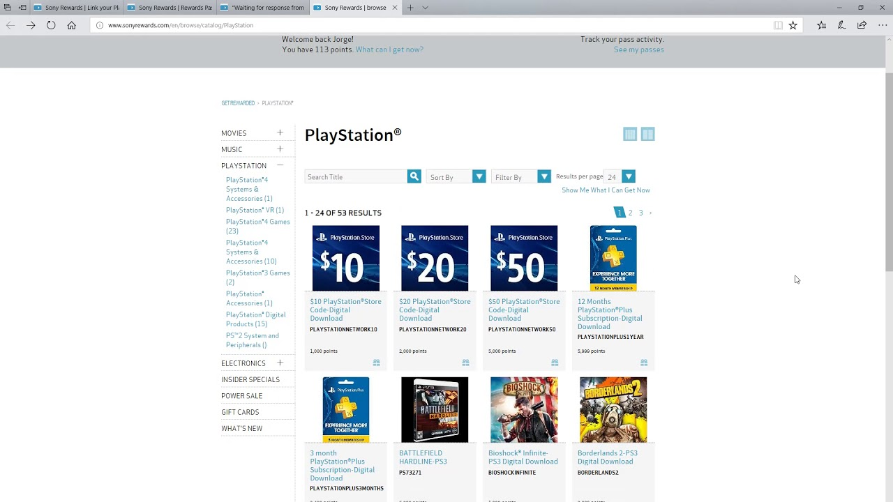 How to Get Games and PSN Credit by Earning Trophies Using Playstation Sony  Rewards