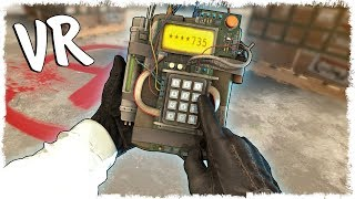 CS:GO в VR - ММ НА MILITIA!!!