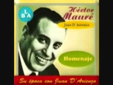 Juan D'arienzo y Hector Maure - Amarras
