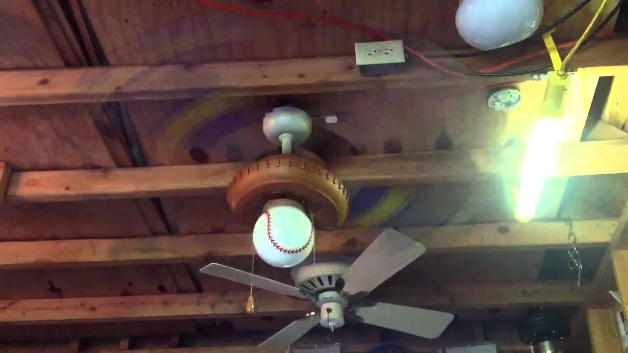 Ceiling Fan Box