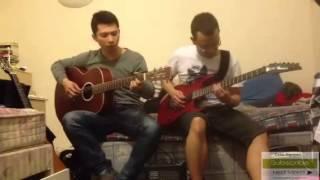 Trở về ngày xưa -  Pham Anh Khoa (HQ) Guitar cover