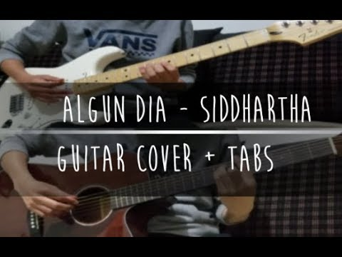 Algún Dia – Siddhartha Cover
