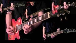Trans-Siberian Orchestra - Christmas Eve/Sarajevo 12/24 (Guitar Cover)