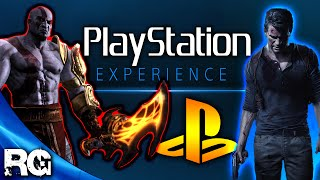 PlayStation Experience - HUGE PS4 Announcements Incoming!
