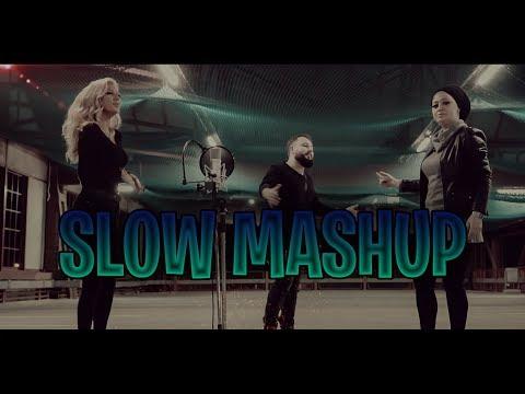 ► Özlem Ay    NIlüfer Ay ft. Ömer Akyüz ´Slow Mashup` 11 songs #mashup #cover