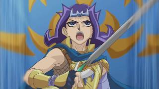 YuGiOh ZEXAL  Episode 120  Mission Astral World Part 3