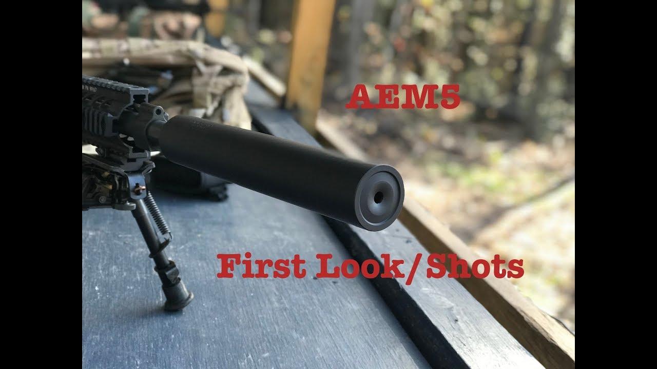 Download AEM5(Allen Engineering), Mk12 Suppressor First Look