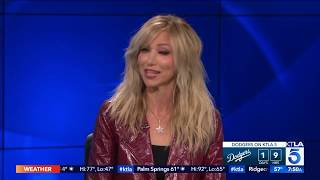 Debbie Gibson on your Favorite 80's Music in The Mixtape Tour Video