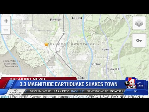 Pair of earthquakes startle residents