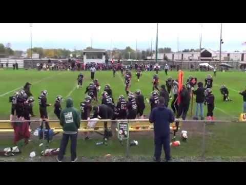 2014 Clarence Bulldogs JV Black Vs  Lockport   Semi Final