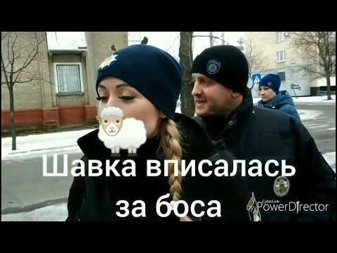 Затор в голове у патрульной полиции Северодонецка