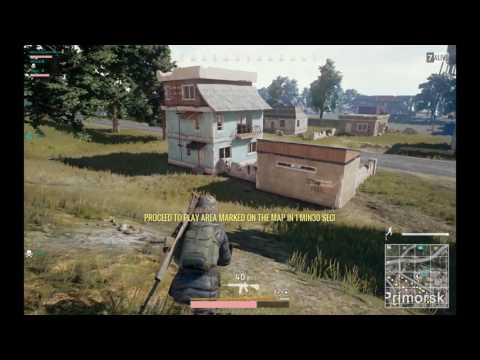 Ok yes I did move four times - PLAYERUNKNOWN'S BATTLEGROUNDS