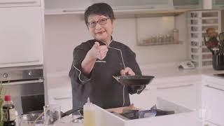 Violet Oon Cooks Korean Pancake