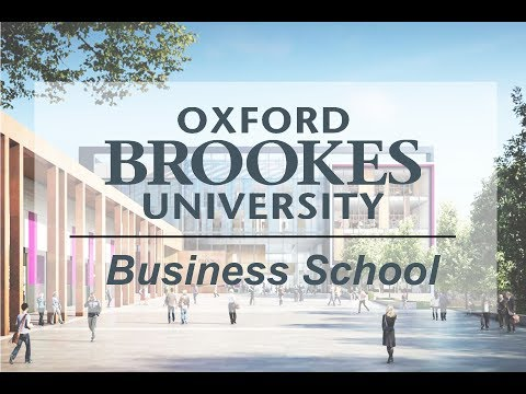Oxford Brookes University Business School