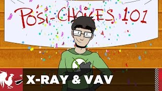 X-Ray & Vav: Posi-Choices 101 - Short | Rooster Teeth