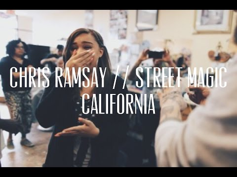 CHRIS RAMSAY // STREET MAGIC (CALIFORNIA)