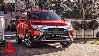 💥2019 Mitsubishi Outlander - OFFROAD Test Drive,Interior & Exterior