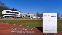 TV Fürth 1860 e. V. - Workout mit Uschi - Unterer Rücken und Bauch