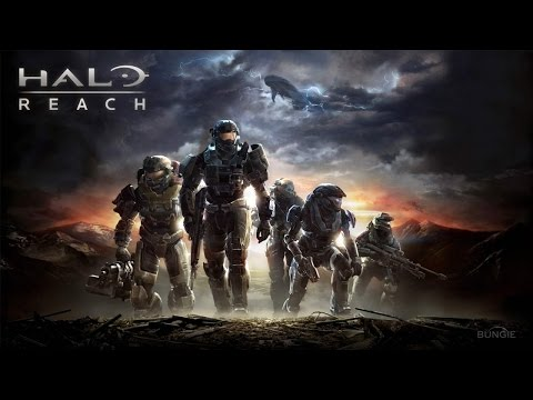 Halo: Reach Game Movie - All Cutscenes HD