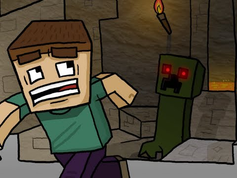 Speed art minecraft