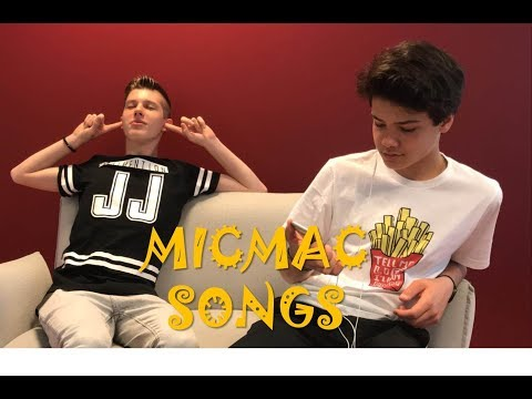 Evan et Marco - Micmac Songs !