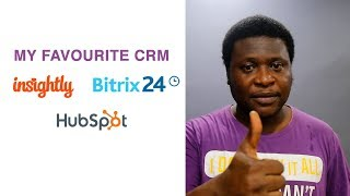 My Top 3 Favourite CRM