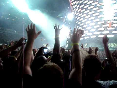 U2 CONCERT MEADOWLANDS ARENA 360D 7/20/11