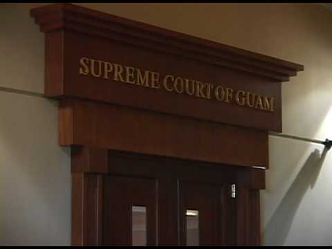 Guam Bar Association erred in electing officers