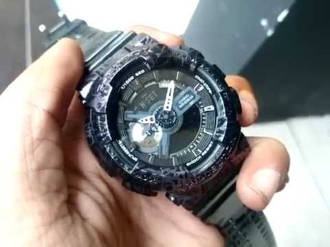 Setting Jarum G-Shock GA-110 - YouTube 1f1425be74