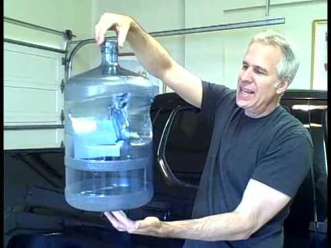Arrowhead Water S New Five Gallon Bottle Youtube