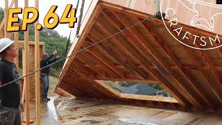 lifting-big-walls-with-a-crane-ep-64