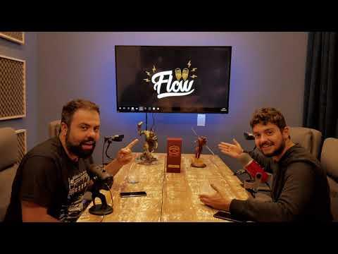 LANÇAMENTO DO FLOW PODCAST