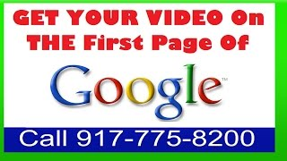 Page One Video Marketing | Get Your Video On Page One Of Google Thumbnail