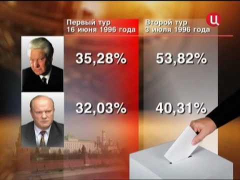 Июнь 1996-го - как ковалась победа Ельцина (Постскриптум)