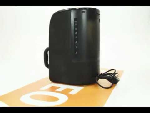 ekspres do kawy profi cook pc ka 1010 demonstracja 3d youtube. Black Bedroom Furniture Sets. Home Design Ideas