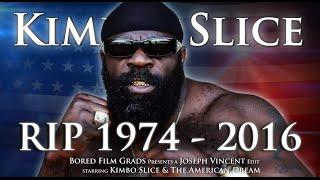 Kimbo Slice Rip 1974 - 2016