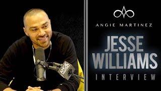 Video Jesse Williams Talks Black Panther Phenom, Oscars + Fergie Mess download MP3, 3GP, MP4, WEBM, AVI, FLV Oktober 2018