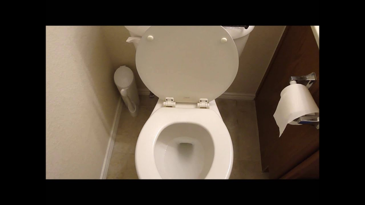 Toilet Wonu0027t Flush on First Try Fix & Toilet Wonu0027t Flush on First Try Fix - YouTube