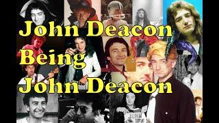 John Deacon Being John Deacon For 7 Minutes 33 Seconds