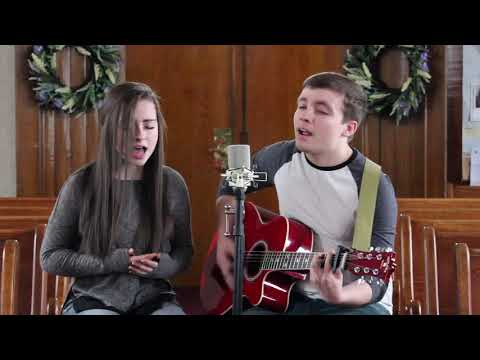New Again - Brad Paisley & Sara Evans (Cover by Andrew & Emma Barr)