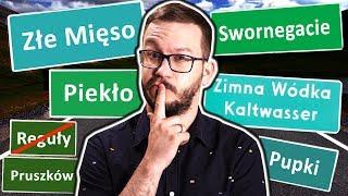 Dziwne Nazwy Polskich Miejscowości