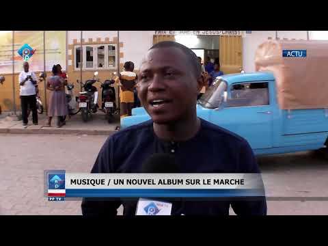 Plusprestv/ Bénin/Musique:un nouvel album sur le marché