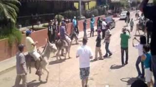 CULIACAN XTREME ARRANCONES EN BURROS EN EL QUELITE. PATA SALADA  2011.wmv