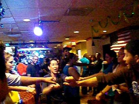 Dj Renato's party and karaoke night. III
