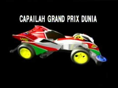 Lets & Go World Grand Prix Eps 1 Sub Indo